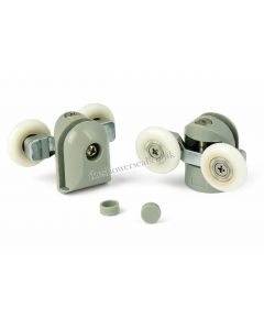 Shower Rollers R2d Top Pair 4-6mm