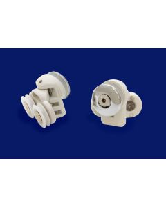 Shower Rollers T3 Pair